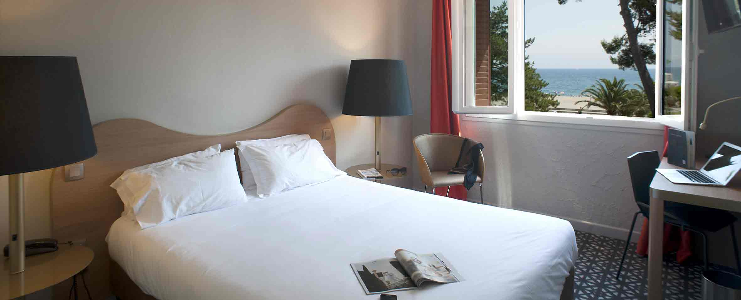 H´tel Beau Rivage Argel¨s sur Mer Charming hotel